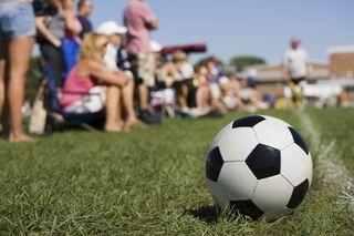 Soccer sidelines