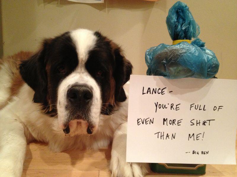 Big ben and Lance