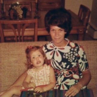 Mom and Liesl
