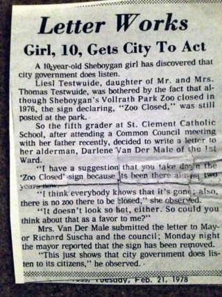 Girl, 10, Gets City To Act