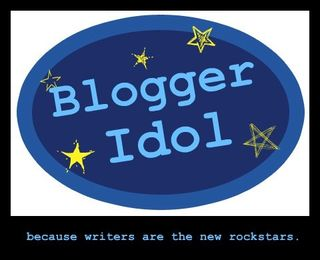 Blogger Idol Pic