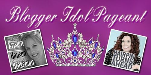 BloggerIdolPageant logo