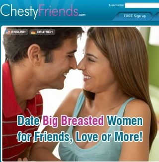 Chesty friends dating