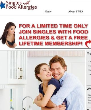 Food allergies dating